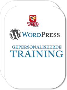 WordPress-gepersonaliseerde-training-VeronicaWebdesign