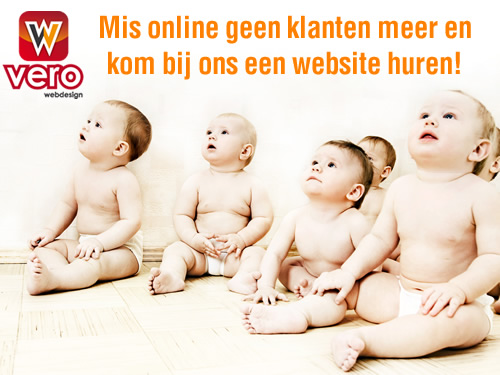 website-huren-Veronica-Webdesign